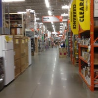 Photo taken at The Home Depot by John D. on 3/6/2012