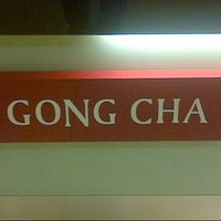 Photo taken at Gong Cha 贡茶 by seageath s. on 7/23/2012
