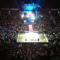 Photo taken at Arena México by Carlos on 8/4/2012
