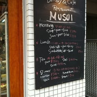 Photo taken at Bistro MUSUI by a2o on 10/3/2011
