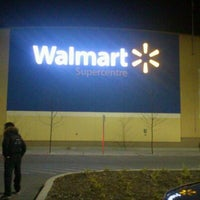 Photo taken at Walmart Supercentre by Bonnie E. on 11/22/2011