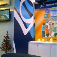 Photo taken at XL Center Office BSD by Ryanti on 12/23/2011