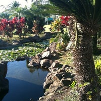 Photo taken at The Palms At Wailea by Sarah L. on 1/21/2011