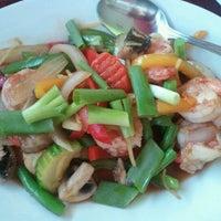 Photo taken at Ricky Thai Bistro by Buena Vista Supper Club on 10/13/2011
