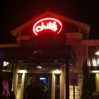 Photo taken at Chili's Grill & Bar by Daniel T. on 11/19/2011