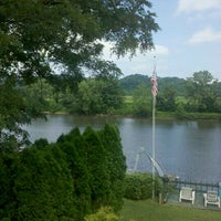 Photo taken at The River by Bev K. on 7/13/2011
