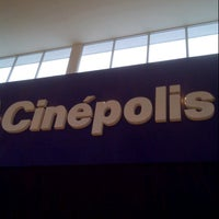 Photo taken at Cinépolis by Monty F. on 7/18/2012