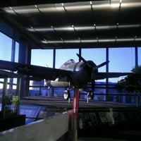 Photo taken at Concourse F by Max R. on 11/23/2011