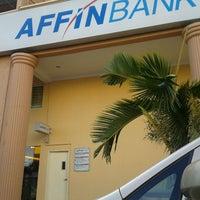 Photo taken at Affin Bank by ZaiNuDiN J. on 2/28/2012
