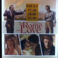 Photo taken at Cinema Alfellini by Francesco P. on 4/22/2012