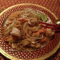 Photo taken at Thai House by Carolina J. on 3/29/2012