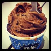 Photo taken at Freddo by Mel S. on 7/3/2012