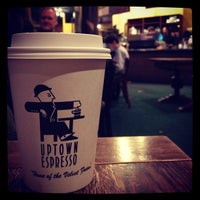 Photo taken at Uptown Espresso by Rob H. on 11/12/2011