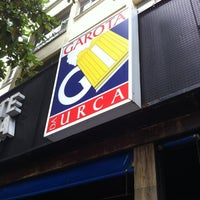 Photo taken at Garota da Urca by Fabio P. on 2/11/2012