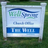 Photo taken at WellSpring Christian Church by Jon G. on 5/20/2011