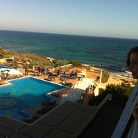 Photo taken at Insotel Club Formentera Playa Hotel by Carlos J. on 6/12/2012