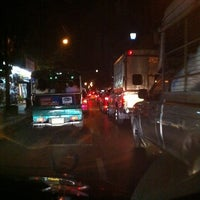 Photo taken at Chom Thong Road by Phitchaporn P. on 1/16/2012
