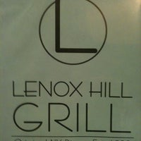 Photo taken at Lenox Hill Grill by CAESAR D. on 6/9/2012
