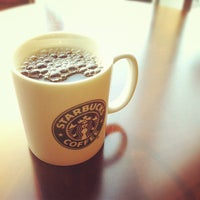 Photo taken at Starbucks by chocoholic_ako ☆. on 11/14/2011