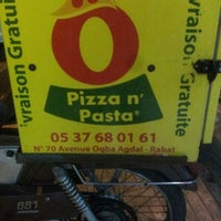 Photo taken at Pizza n' Pasta by Bensaid H. on 5/6/2012