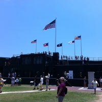 Photo taken at Fort Sumter National Monument by Jonathan B. on 7/7/2012