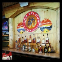 Photo taken at New Belgium Brewing Hub by Daniel on 8/29/2012