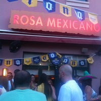 5/6/2012にShelia G.がRosa Mexicanoで撮った写真