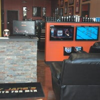 Photo taken at Lady Janes Haircuts for Men - Hilliard/Columbus by Justina P. on 8/9/2012