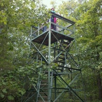 Photo taken at Southford Falls Watchtower by William D. on 9/17/2011