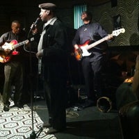Photo taken at Lenox Lounge by Josephine D. on 11/12/2011