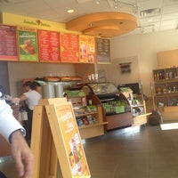 Photo taken at Jamba Juice Las Colinas Village by Sarah on 8/22/2012