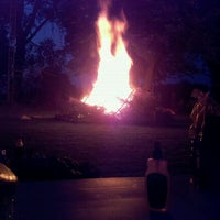 Photo taken at Big Ass Bonfire! by Eric C. on 8/7/2011