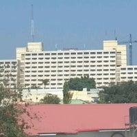 Photo taken at Sheraton Abuja Hotel by Bob E. on 12/15/2011