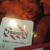 Photo taken at TGI Fridays by Dope Status on 12/20/2011