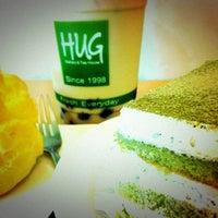 Photo taken at Hug Bakery & Tea House by Artid J. on 11/27/2011