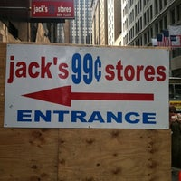 Photo taken at Jack's 99¢ Store by Joanna B. on 5/27/2012