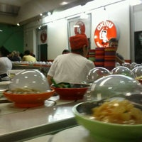 Photo taken at Okiru Running Sushi by heimo r. on 12/11/2011