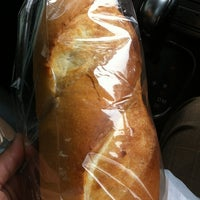 Photo taken at Champion Bread Shop by Isnarny M. on 4/9/2012