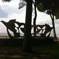 Photo taken at Parco Del Lago Trasimeno by Fabio M. on 9/18/2011