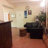 Photo taken at Hostel 365-SPb by João B. on 8/16/2012