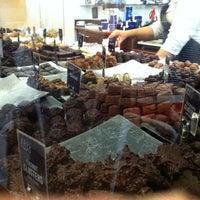 Photo taken at Adora Handmade Chocolates by Sally J. on 7/21/2012