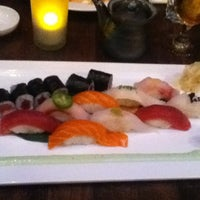 Photo taken at Ajisai Japanese Fusion by Benjamin E. on 6/20/2012
