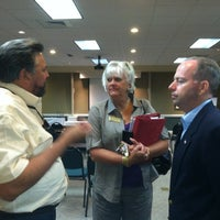 Photo taken at Emerald Coast Association of Realtors by Judi R. on 6/5/2012