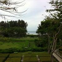 Photo taken at Sheraton Krabi Beach Resort by Tim B. on 3/3/2012