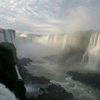Foto tomada en Cataratas del Iguazú por Steve L. el 12/27/2011