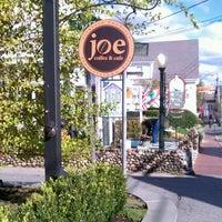 Photo taken at Joe Coffee & Cafe by John W. on 10/28/2011