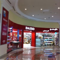 Photo taken at Daiso by Heba F. on 1/17/2012