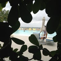 Photo taken at Pool at The Standard Spa, Miami Beach by Charlie305 S. on 5/1/2012