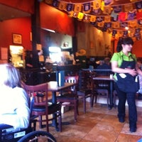 Photo taken at El Agavero Mexican Restaurant & Bar by Andrew Z. on 8/14/2011