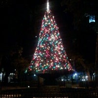 Photo taken at Bienville Square by Faith A. on 12/7/2011